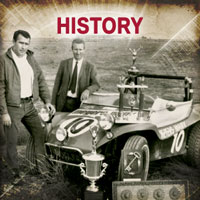 NORRA History