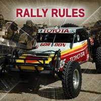 Rally Rules