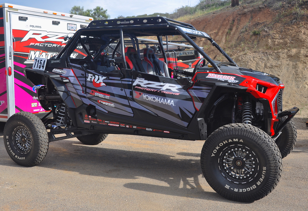 NORRA: Yokohama Tire Continues Baja Legacy as Title Sponsor