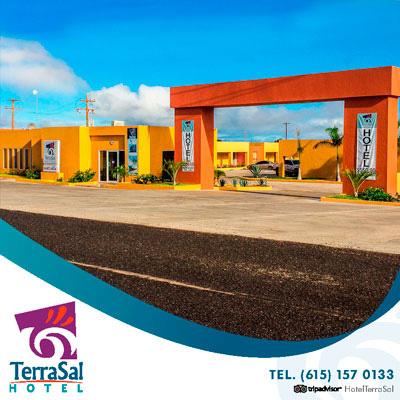 Double Room at TerraSal in Guerrero Negro