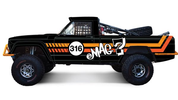 Beau Townsend Ford >> NORRA: National Off-Road Racing Association, Home of the ...